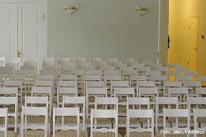 Koigi mõisa seminariruumid