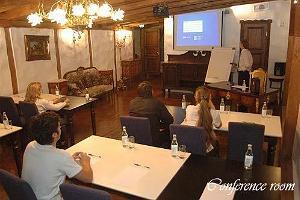 Hotell Olevi Residents seminariruumid