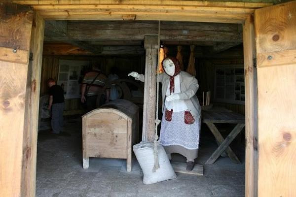 Anglas Tradicionālās kultūras centra darbnīcas