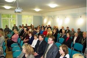 Valgamaa Puuetega Inimeste Koja seminariruumid