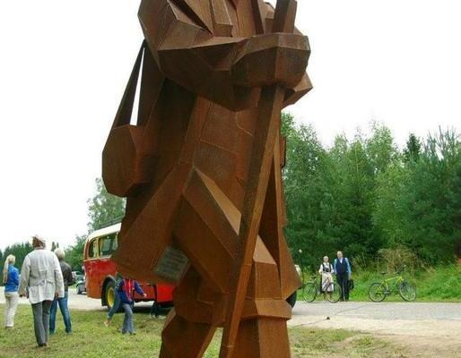 Matkaajan patsas Rändaja kuju
