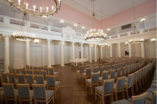 Assembly Hall of the University of Tartu