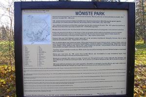 Mõniste mõisa park
