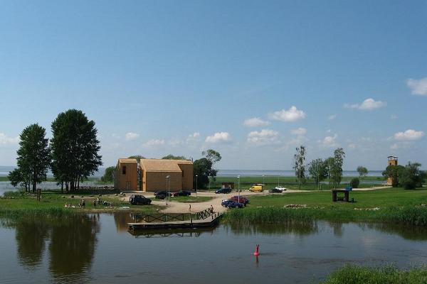 Visitor Centre of Lake Võrtsjärv
