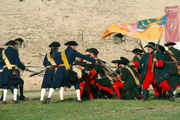 """Geschichtsfestival """"Schlacht von Narva"""""""