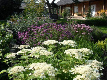 Sadevälja trädgård