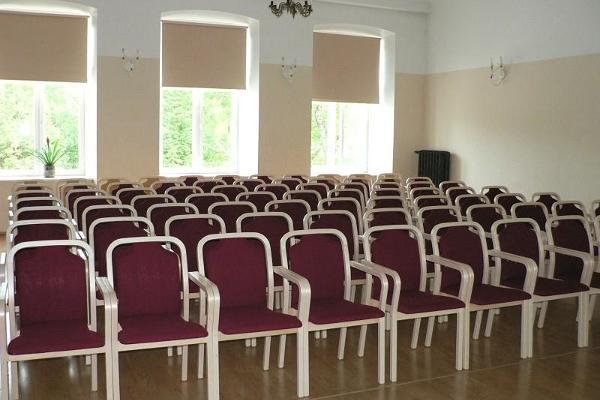 Зал для семинаров мызы Тохисоо