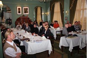 Die Seminarräume des Hotels Victoria