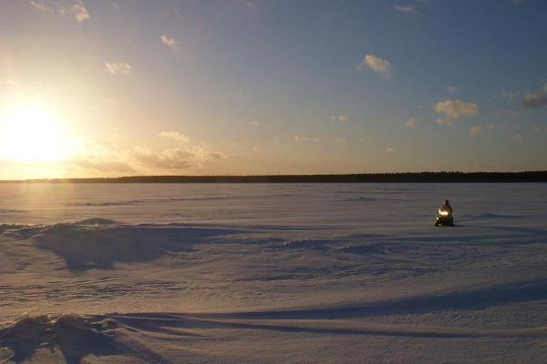 Mootorsaanimatkad Peipsi järvel ja järve ääres