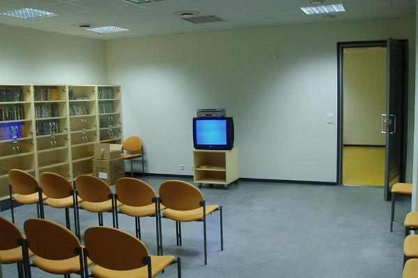 Seminar rooms at Kuressaare Kultuurivara