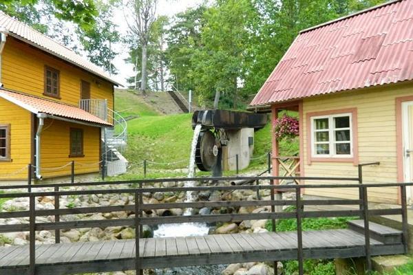 Ööbikuoru Hüdrotöökoda - muuseum