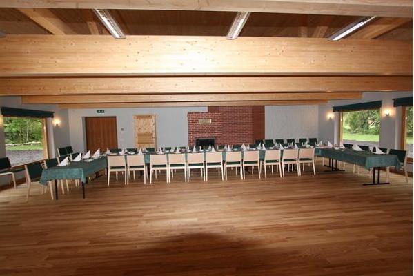 Seminar rooms at Männiku Forest Farm