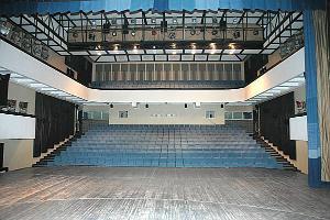 Paide muusika- ja teatrimaja saalid