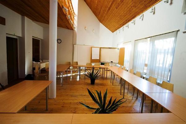 Konferens i Roosta Semesterby