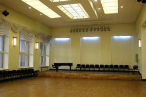 Rooms at Salme Cultural Centre in Tallinn