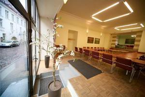 Seminarräume des Tallinner Lehrerhauses (Est. Õpetajate Maja)
