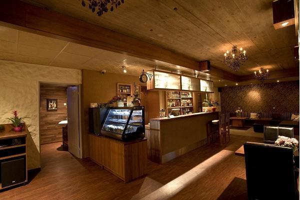 Kahvila Läti Saatkond