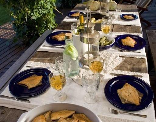 """""""Romanttinen pohjoisrannikko"""" - kulinaarinen löytöretki Lahemaalle"""