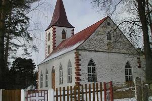 Pindin kirkko Lasvassa