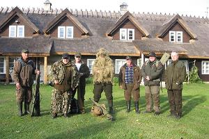Jurna Recreation Farm hunting tours