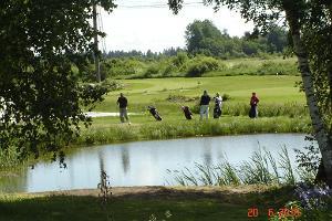 Ojasaaren pay&play -golfkenttä