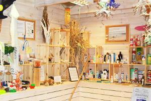Havsvaruhuset i Ristna - muséet för havsskräp