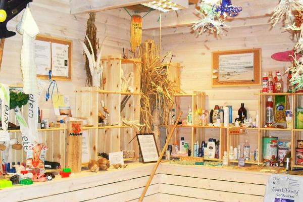 Ristnan meritavaratalo - meriroskamuseo