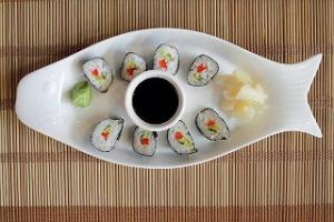 Monk Wok & Sushi