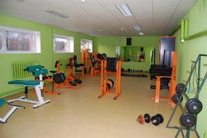 Хостель в спортивном клубе «Viraaz»