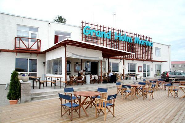 Grand Holm Marina restoran