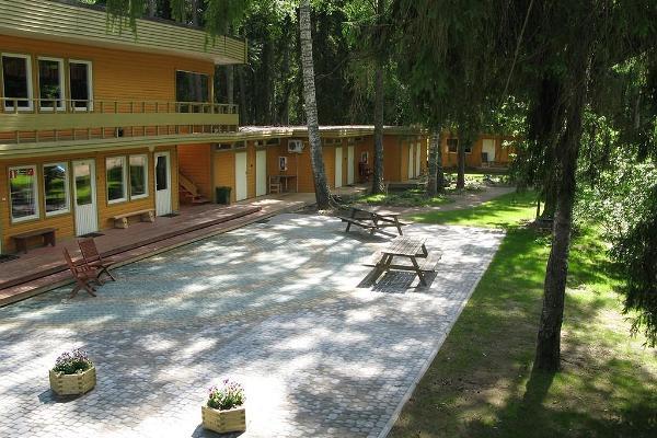 Хостел Salamaa в Таэваскода