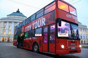 Tallinn City Tour linja-auto ja museo