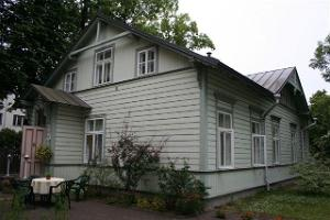 Majatalo Poska Villa