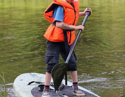 SUP - Stand Up Paddle - Aerusurf