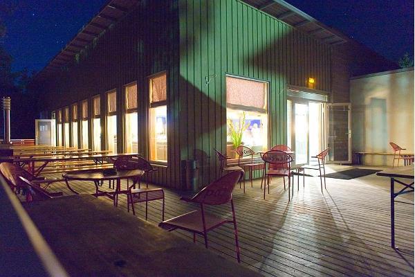 Roosta Holiday Village restaurant