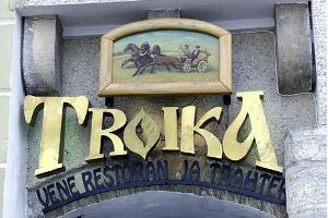 Restorāns Troika