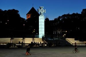 Brīvības laukums un Brīvības cīņu piemineklis Tallinā