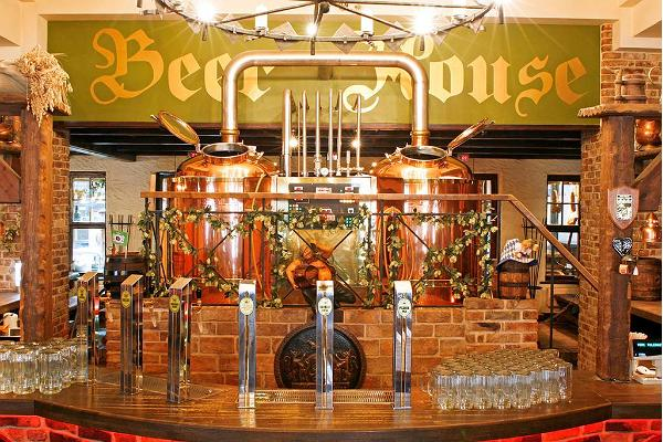 "Restorāns-alus darītava ""Beer House"""