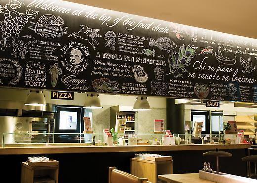 Ravintola Vapiano Foorum