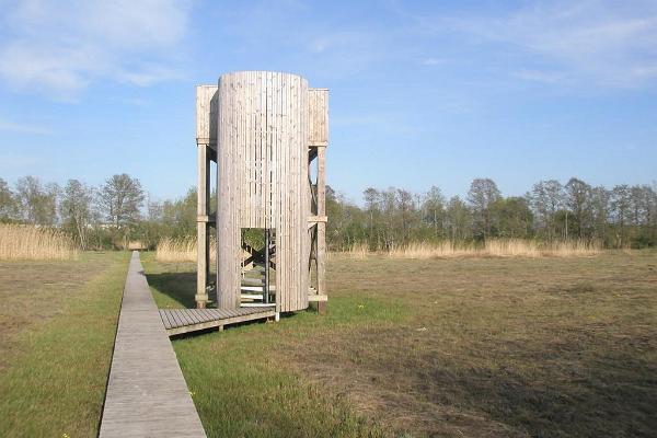 Põduste luha loodus-linnuvaatlustorn