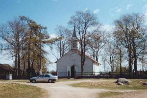 Käsmun kappeli ja hautausmaa