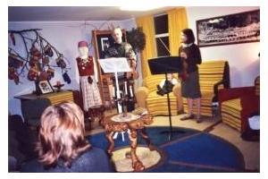 Lindas Rausas istaba