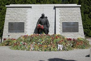 Försvarsmaktens kyrkogård