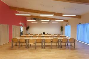 Vinni Idrottsanläggnings Hostels Seminarium