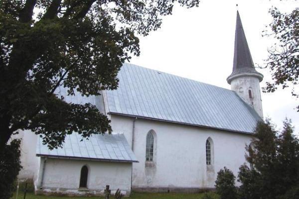 Lüganusen Johannes Kastajan kirkko