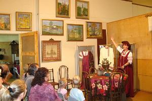 Mustvē vecticībnieku muzejs