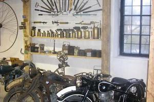Kurtnan moottoripyörämuseo